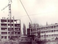 Archive photo 1968 – Construction of Research Institute for Building Materials
