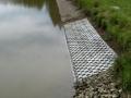 GFRC waterbank element - Velké Meziříčí