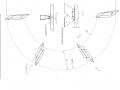 Circular bench - model